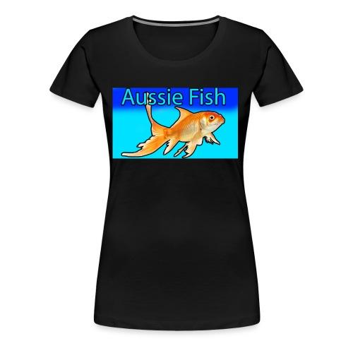aussie fish - Women's Premium T-Shirt