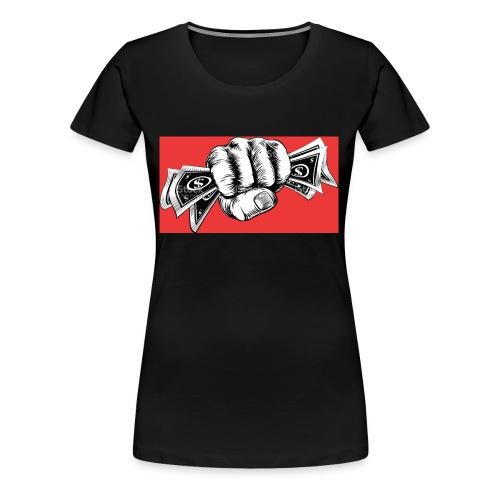 Legendary Cashe Apparel - Women's Premium T-Shirt