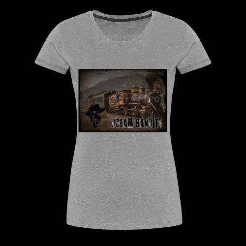 Dream Bandits Vintage SE - Women's Premium T-Shirt