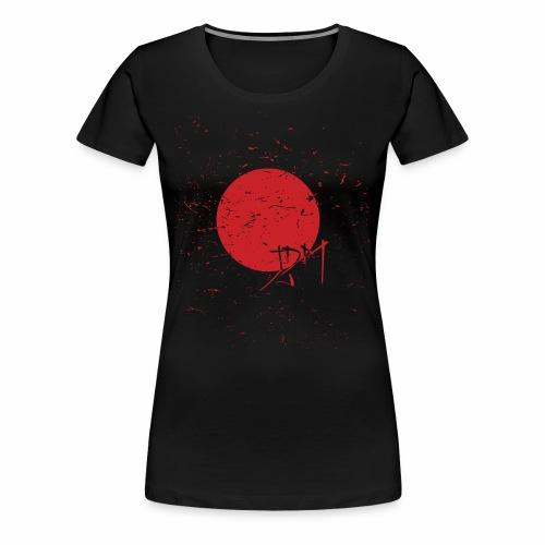 JDM Rising Sun - Women's Premium T-Shirt