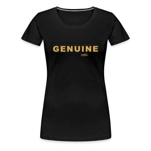 Genuine - Hobag - Women's Premium T-Shirt