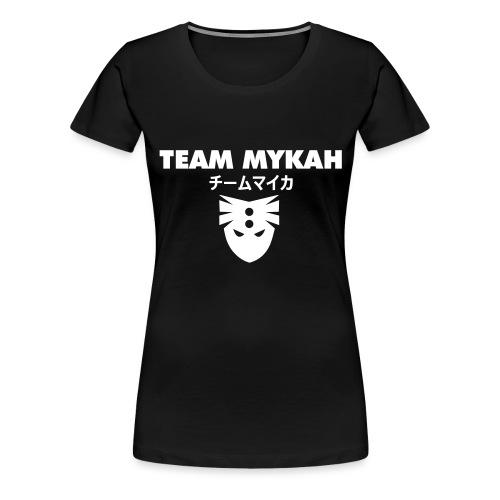 Team Mykah 2016 T Shirt - Women's Premium T-Shirt