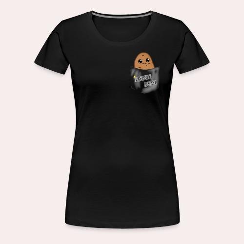Pocket Potato - Women's Premium T-Shirt