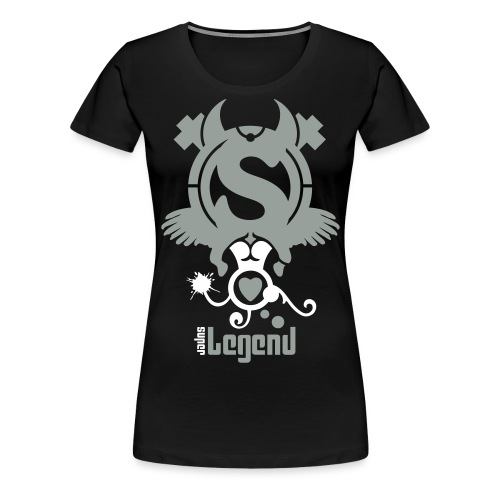 Super Legend (Woman) - Women's Premium T-Shirt