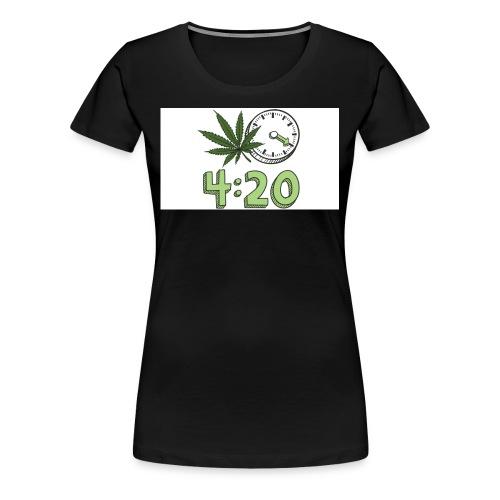 420 - Women's Premium T-Shirt