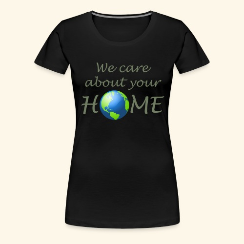Happy Earth day - Women's Premium T-Shirt