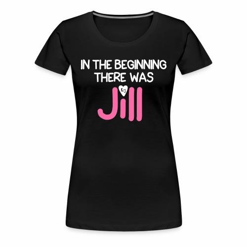 Women's In the beginning there was House Shirt - Women's Premium T-Shirt