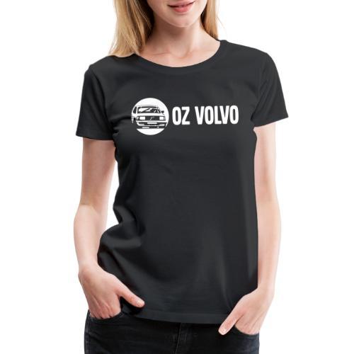 OzVolvo Logo - Women's Premium T-Shirt