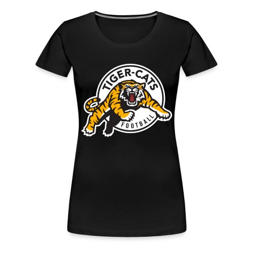 Hamilton Tiger Cats - Women's Premium T-Shirt