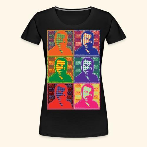 Dick Law Firm: Pop Art Design - Women's Premium T-Shirt