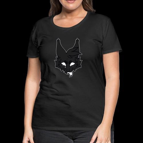 kitty candle-wax - Women's Premium T-Shirt