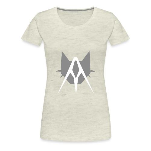 TheAnimeMan Logo - Women's Premium T-Shirt