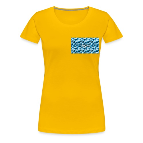 Iyb leo bape logo - Women's Premium T-Shirt