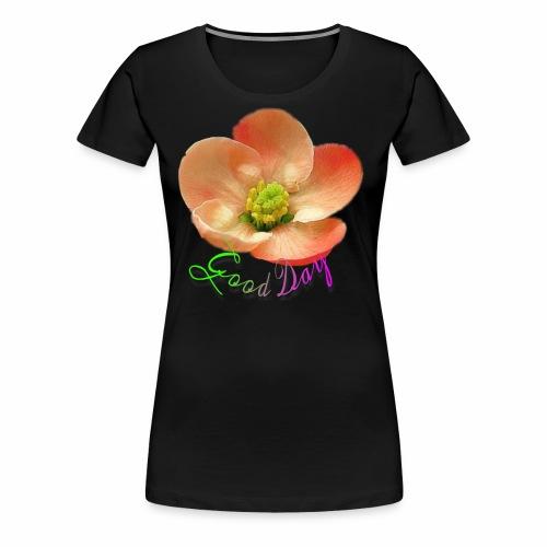 Flower good day - Women's Premium T-Shirt