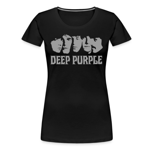 Deep Purple - Women's Premium T-Shirt