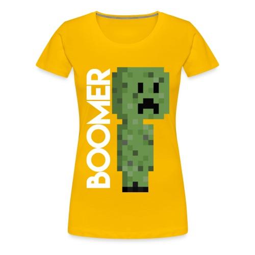 Creeper cup - Women's Premium T-Shirt
