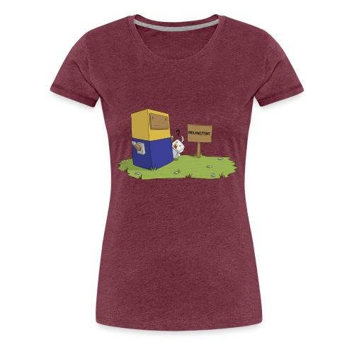 Mini Minion by Seiaeka - Women's Premium T-Shirt