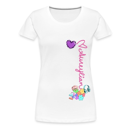 aur collage1 - Women's Premium T-Shirt