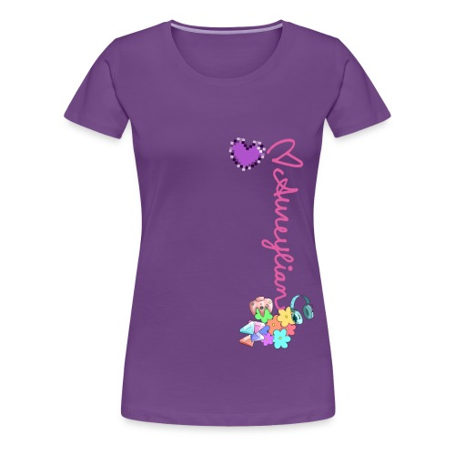 aur collage1 - Women's Premium T-Shirt