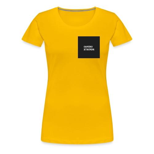 Gaming XtremBr shirt and acesories - Women's Premium T-Shirt