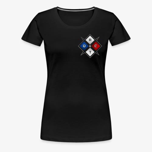RTQC Logo - Women's Premium T-Shirt