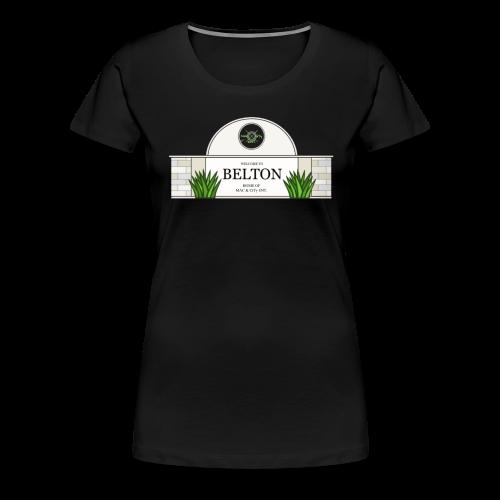 THE CITY - Women's Premium T-Shirt