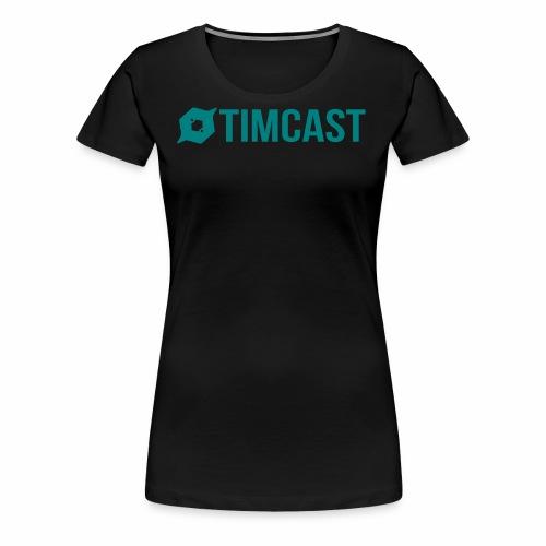 Timcast Official - Women's Premium T-Shirt