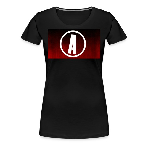 AlphaApexTV Logo Merch - Women's Premium T-Shirt