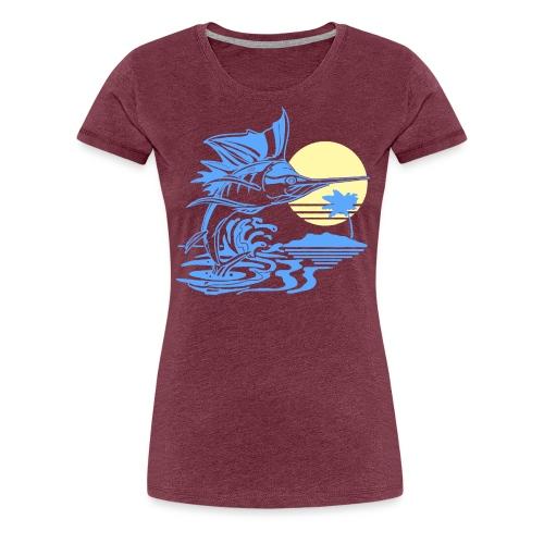 Sailfish - Women's Premium T-Shirt