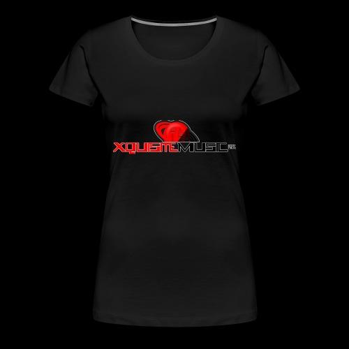 Xquisite Music Official Logo - Women's Premium T-Shirt