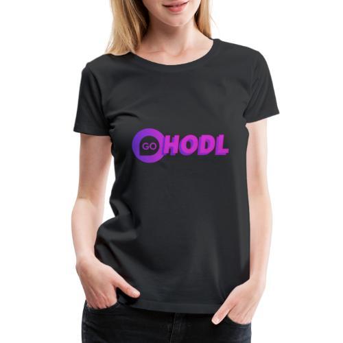 Hold - Women's Premium T-Shirt