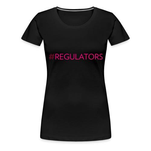 regulatorsshirts03 - Women's Premium T-Shirt