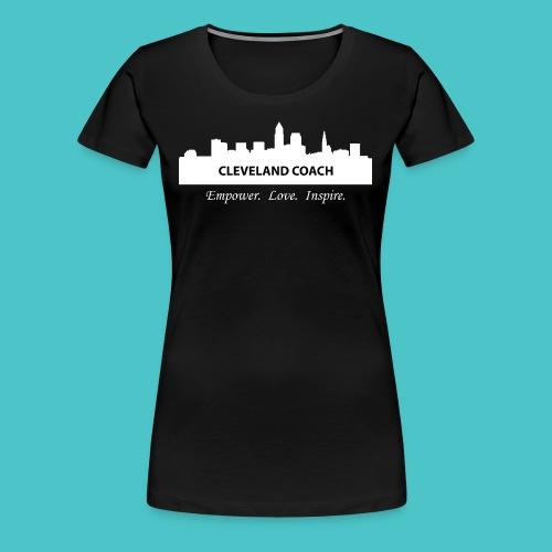 clecoach - Women's Premium T-Shirt