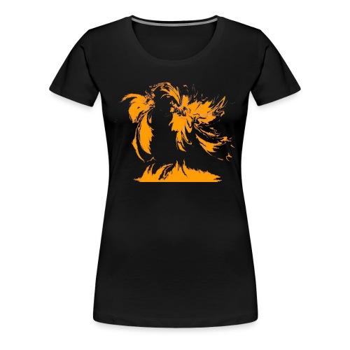 Map - Women's Premium T-Shirt