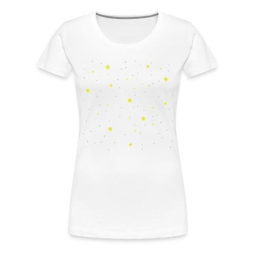 Heart in the Stars - Women's Premium T-Shirt