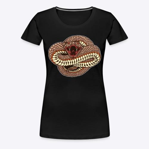 Wild and Dangerous - Women's Premium T-Shirt