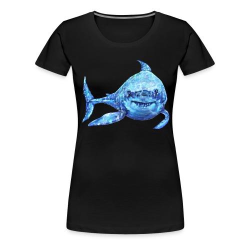 sharp shark - Women's Premium T-Shirt