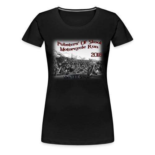 Official Design 4 - Women's Premium T-Shirt