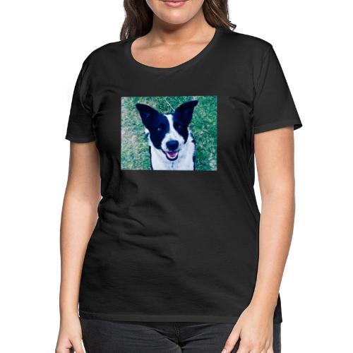 custom Boston design - Women's Premium T-Shirt