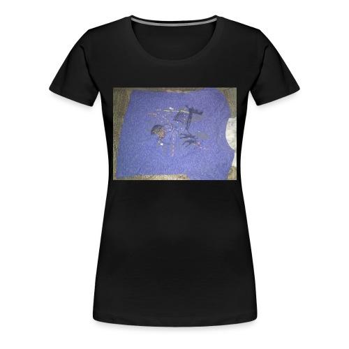 Basketball t-shirt - Women's Premium T-Shirt