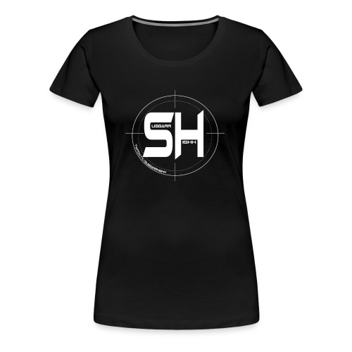 SH Logo Transparent - Women's Premium T-Shirt