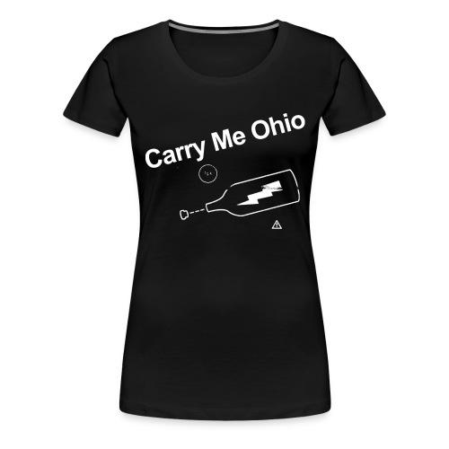 bottlewhite - Women's Premium T-Shirt