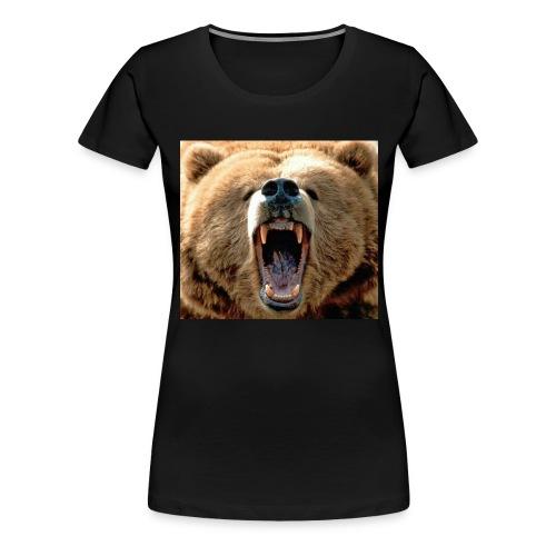 fLaRe BeArZ custom shirt (me - Women's Premium T-Shirt