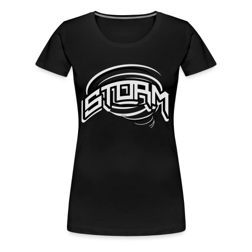 Storm Hockey - Women's Premium T-Shirt