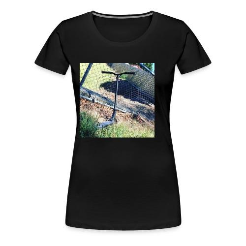scooter people - Women's Premium T-Shirt