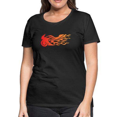Sportbike - Women's Premium T-Shirt