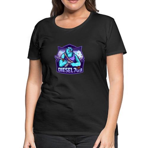 Polar Diesel Logo - Women's Premium T-Shirt