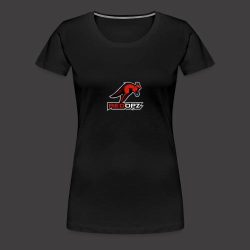 RedOpz Basic - Women's Premium T-Shirt