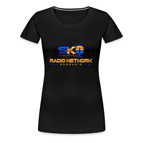 Big SKO Radio Network Logo - Women's Premium T-Shirt