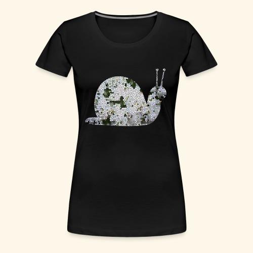 snail - Women's Premium T-Shirt